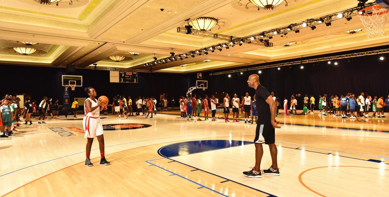 Bahamian Student Athletes Inspired By Nba Great Alonzo Mourning Tourism Today