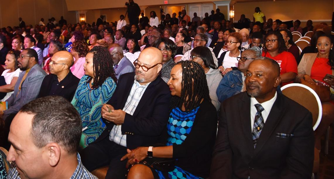 Rev Jesse Jackson in The Bahamas for Baptist Convention | Tourism Today