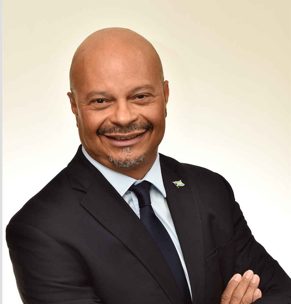 Deputy Director of The Bahamas Ministry of Tourism Tommy Thompson