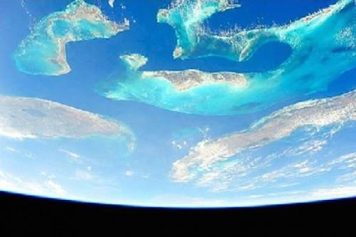 Bahamas-From-Space