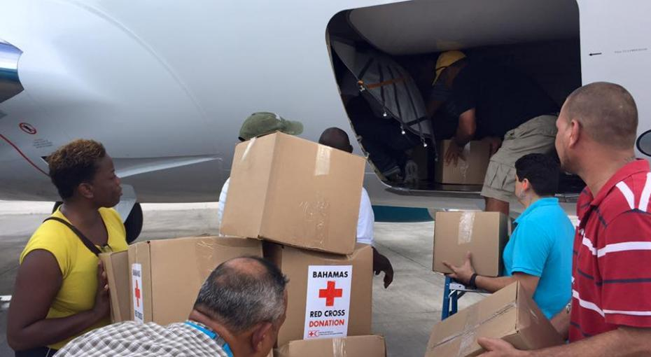 Bahamas Red Cross Information For Donations In Aid Of