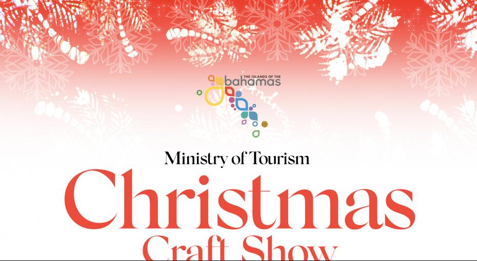 Christmas Craft Show Flyer.Authentic Bahamian Christmas Craft Show Tourism Today