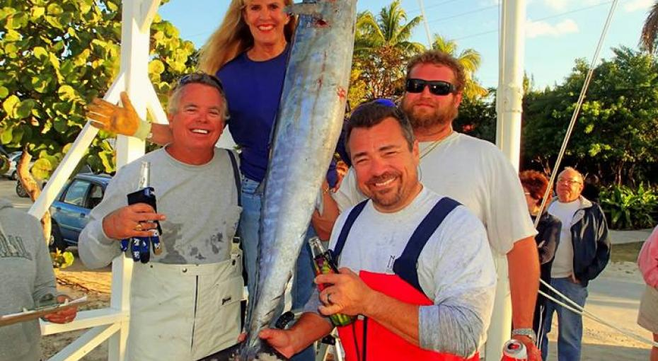 Wahoo Tournament Participants At Weigh-in
