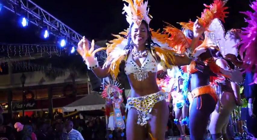 Junkanoo Carnival and Social Media