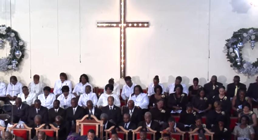 MOT Church Service