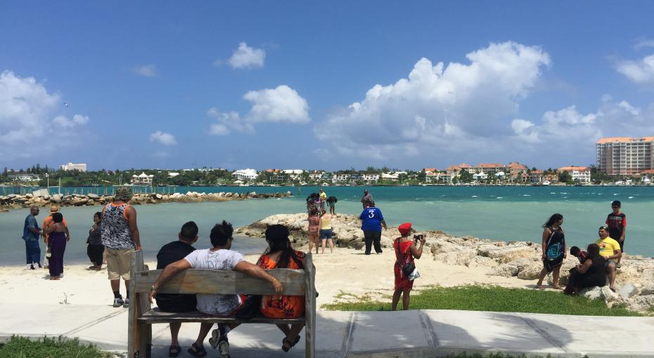 the bahamas tourism industry A look at the history of tourism as of on the past decades of tourism in the bahamas a watershed decade for the bahamian tourism industry.
